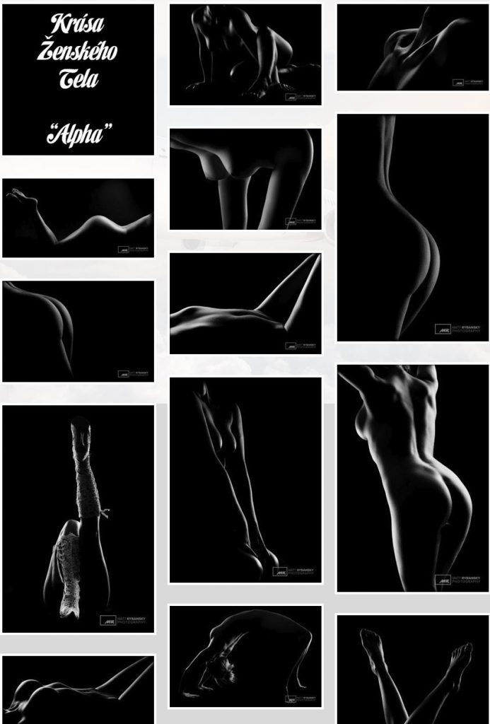 krása ženského tela