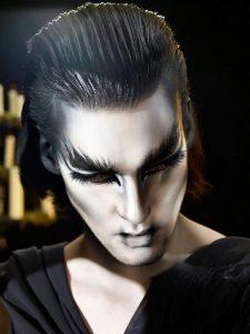 twilight make-up